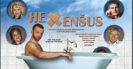 HEXENŠUS - anglická divadelní komedie