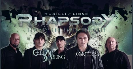 Turilli / Lione Rhapsody