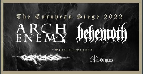 Arch Enemy, Behemoth