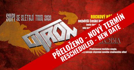 CITRON - SUPI SE SLÉTAJÍ TOUR 2020