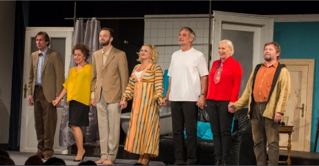 HEXENŠUS - divadelní komedie