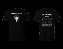 Tričko pánské Black-White MOA 2016