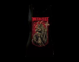 Dámský nátělník (široká ramínka) Death Keeper MOA 2019