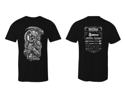 Dámské tričko ROA - černé
