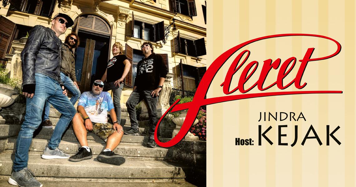 Fleret + host Jindra Kejak