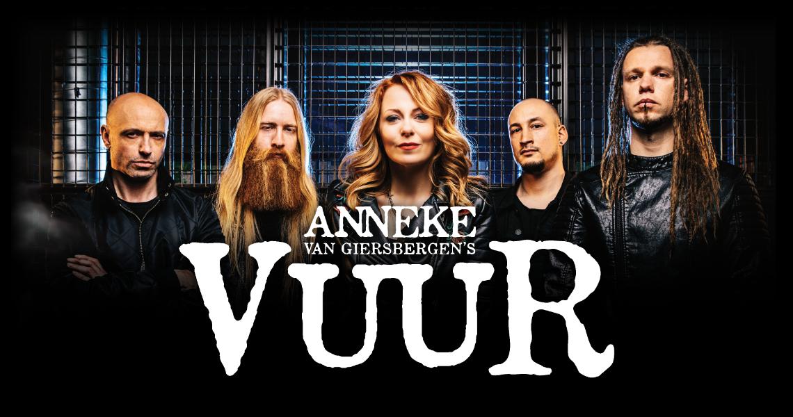 ANNEKE VAN GIERSBERGEN's VUUR